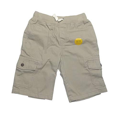Cat & Jack Boy's Cargo Shorts, Beige - 100% Cotton (4/5) from Cat & Jack