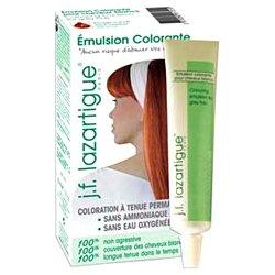 (JF Lazartigue Women's Color Emulsion Red Copper Hair Color )