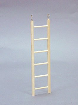 Bird Brainers Parakeet Ladder 12in