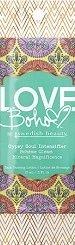 Lot of 5 Love Boho Intensifier Tanning Lotion Packets by Swedish (Swedish Intensifier)