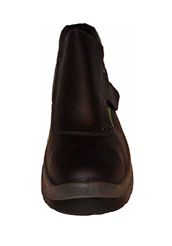 SIILI SAFETY Schweisser Stielel Schuhe Sicherheitsschuhe S1P Größe 46