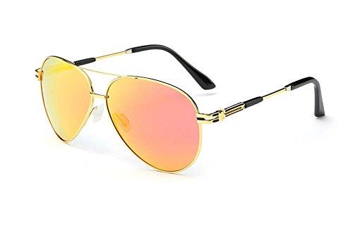 Sol Clásicas Capullos Orange CMCL Gafas Polarizadas Gafas De De De De Hombres Sol Caminante Los Moda qZwtaX