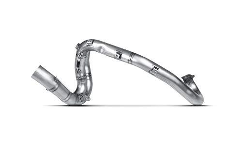 - Akrapovic 16-18 Ducati HYMO939 Evolution Header - Titanium (Titanium)