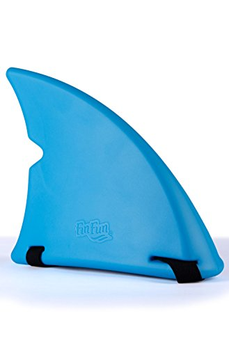 Costume Fish Pool (Shark Fin for Swimming and Costume by Fin Fun -)