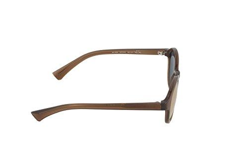 Armani Jeans - Lunette de soleil Mod.4054 - Homme Noir (Transparente Brown 53744z)