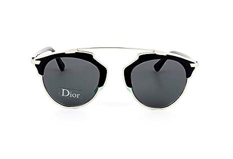 3119be1ce3 Occhiali da sole Donna Uomo Dior So Real: Amazon.it: Sport e tempo ...