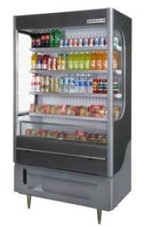 Beverage Air VM15-1-G Vuemax Series Open-Air Merchandiser 52