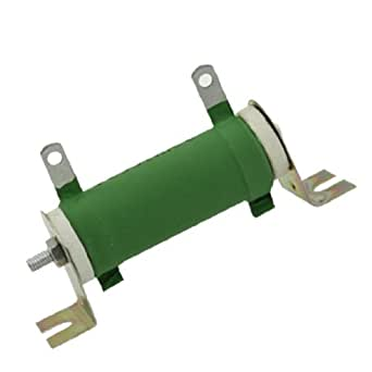 5% 20W Watt 150 Ohm Resistance Fixed Type Wire Wound Resistor