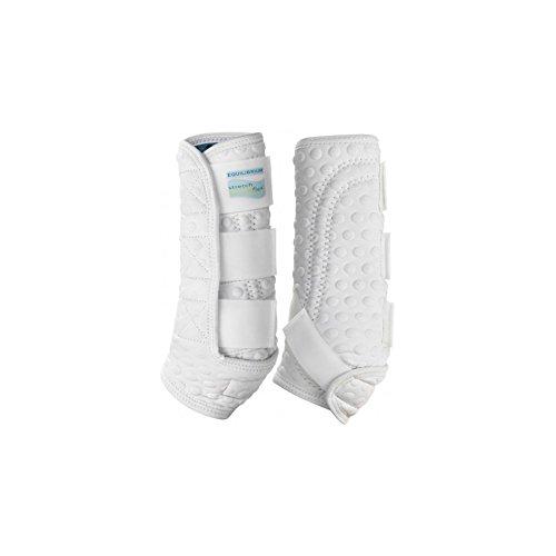 Equilibrium Stretch & Flex Training Wrap White Medium (Wraps Flex Training)