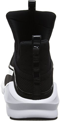 Fierce Nero Black Sportive puma Puma Scarpe 08 White Indoor Core Puma Donna dqx7Ywx