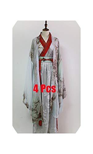 Chinese Dance Costumes Performance Wear National CostuWomen