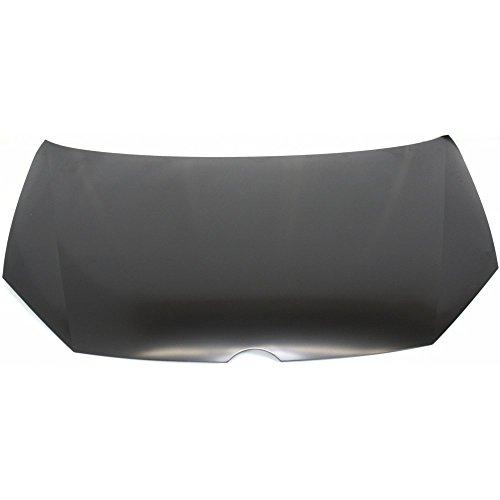 Hood compatible with Volkswagen Jetta/Golf 10-14 Steel