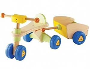 Early Learning Centre Trike & Trailer