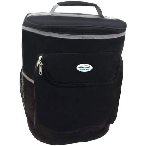Brentwood Appliances CB-40BK Cooler Bag Wwheels Black ()