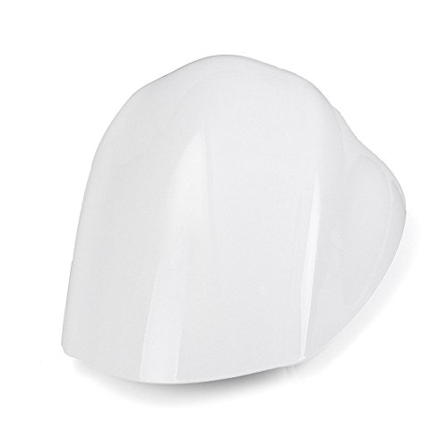 (Rear Seat Fairing Cover Cowl For Suzuki Hayabusa GSXR1300 2008-2018 (White))