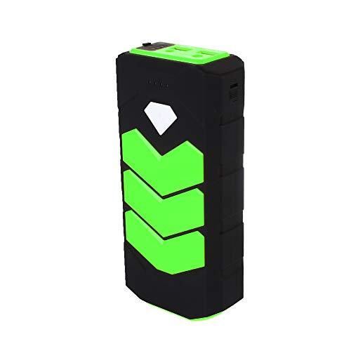 Duoying Car Jump Starter Kit Power Kit Premium con LED 12V 1A Cargador de batería de Banco de energía Universal