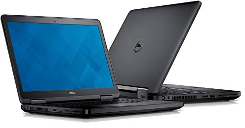 Dell Latitude E5540 15.6 Inch Notebook/Laptop (Black) – Intel Core i5 4th Generation 8GB RAM 240GB SSD Windows 10 with…