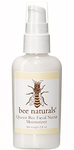 Best All Natural Face and Neck Moisturizer - Queen Bee Facial Nectar - Wonderful Formulation of Vitamin E and Natural Oils - True Love for Your Skin - 2 Oz (Black Queen Carrot Oil Spray compare prices)