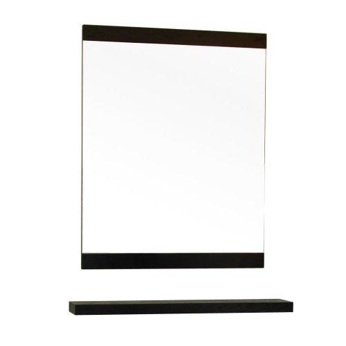 Black Frame Medicine Cabinet - 5