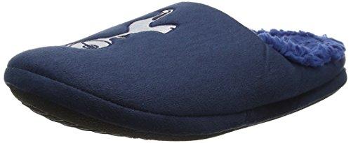 Bafiz Tottenham, Chaussons Mules Homme, Bleu (Navy/Navy), 46 EU