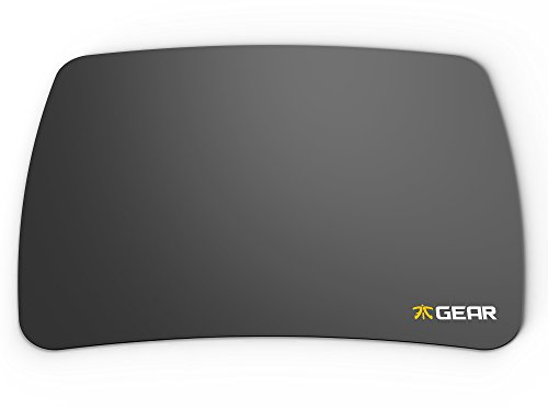 Fnatic Gear Boost Speed Pro Gaming Hard Mouse Pad (XL Size) - 15.8 x 12 Inches