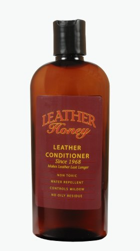 Leather Conditioner: Leather Honey Leather Conditioner, The Best Leather Conditioner 8oz Bottle