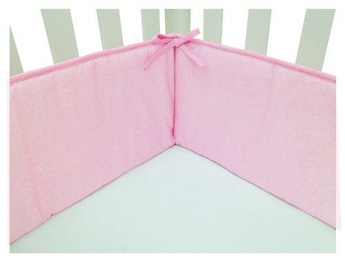 pink american baby bumper - 4