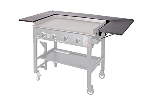 Home Camping Griddle - Blackstone Signature Accessories - 36 Inch Griddle Surround Table Accessory - Powder Coated Steel (Grill not included and Doesn't fit the 36