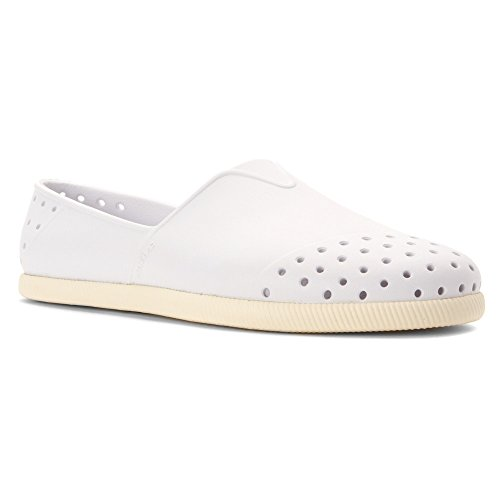 Native Shoes Men's Verona Shell White 9 M