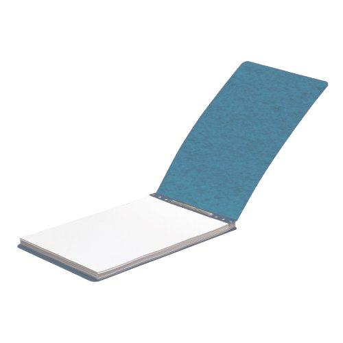 ACCO PRESSTEX Report Cover, Top Bound, Tyvek Reinforced Hinge, 2.75 Inch Centers, 2 Inch Capacity, Legal Size, Light Blue (A7019022A)