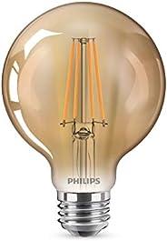 Foco LED Vintage con forma de globo dimeable