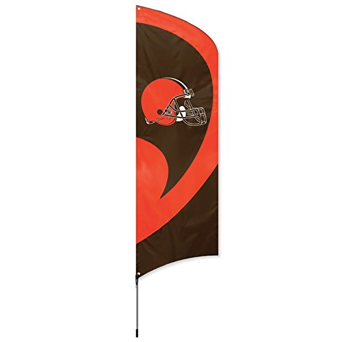 nd Browns NFL Flag Tailgating Kit ()