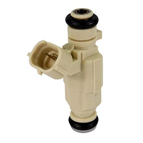 Doicoo Fuel Injector Fits 35310-23600 1580681 For Hyundai Elantra Tiburon Tucson Kia Optima Rondo Spectra Spectra5 Sportage