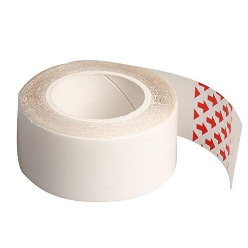 1 piece Dedicated Roll Double Side Tape Strong Stickiness for Hair Extension Styling Accessory 2cmx3m