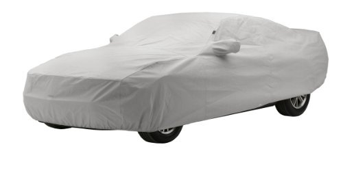 (Covercraft Custom Fit Car Cover for Dodge Challenger (Technalon Evolution Fabric, Gray) by Covercraft)