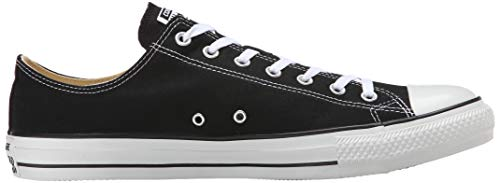 Converse Herren Schwarz As Can Sneaker Red weiß Ox M9696 BWxBqn6r0