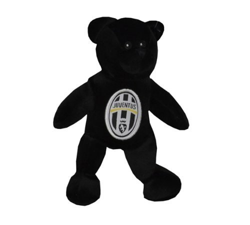 New Official Football Team SOLID Mini Bear (Juventus FC) by Official Football Merchandise