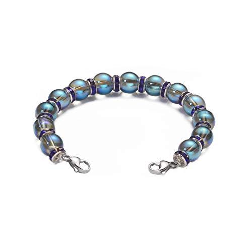 Medical ID Mysterious Bead Interchangeable Bracelet