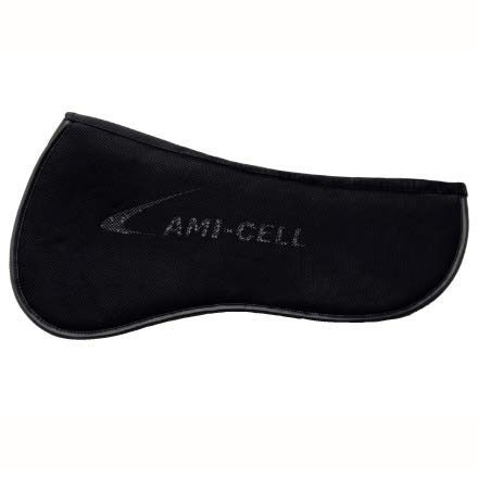 Lami-Cell Full Shock Absorbing Memory Pad – Black – Horse