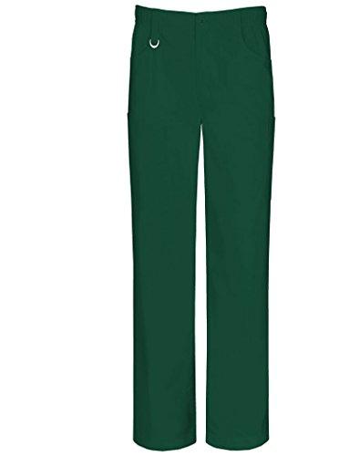 Dickies Men's Adjustable Slim Zip Fly Pull-on Pant_Hunter_Large