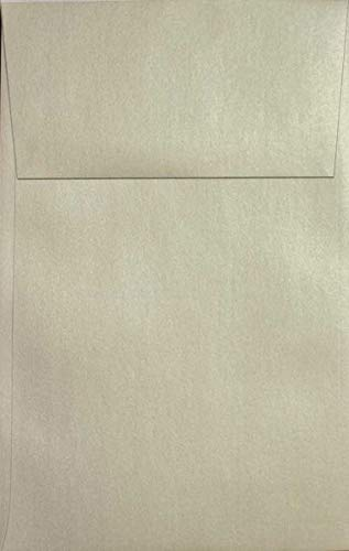 (Metallic Opal A10 (6-x-9-1/2) Envelopes 20-pk - 120 GSM (81lb Text) PaperPapers Large Invitation, Social and DIY Mailable Envelopes)