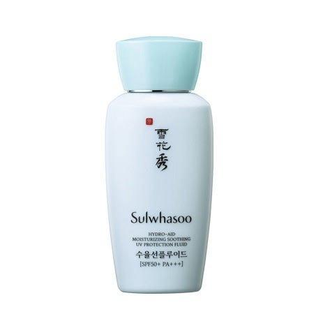 Sulwhasoo Hydro-aid Moisturizing Soothing UV Protection Fluid - 50ml(50ml (SHOPPINGINSTAGRAM)