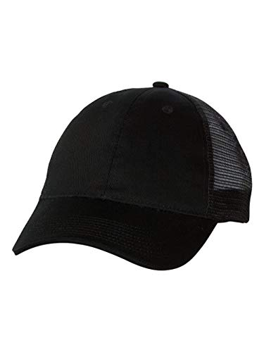 Valucap Sandwich Cap with Mesh Back, (Panel Mid Profile Sandwich Cap)