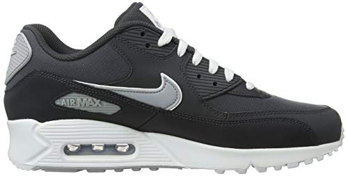 Essential running de Multicolore Chaussures 005 90 Grey Anthracite NIKE White homme Air Max Wolf t6qHUY