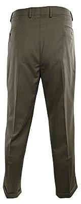 Calvin Klein Body Men's Flat Front Dress Pants