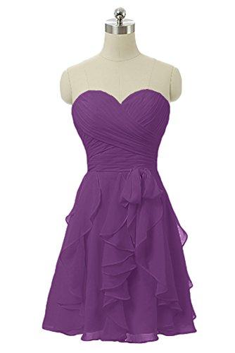 TOSKANA BRAUT - Vestido - Noche - para mujer Violett01