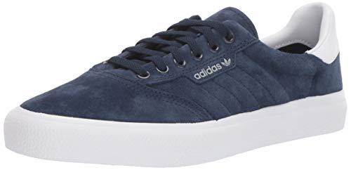 adidas Originals 3MC Sneaker, Collegiate Navy/White/Grey, 10.5 M US