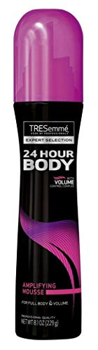 Tresemme Mousse 24 Hour Body 8.1 Ounce (2 Pack) (Tresemme 24 Hour Mousse)