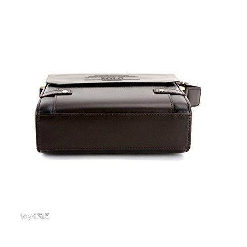 MESIDA Polo Men s Genuine Leather Briefcase Business Laptop Bag Shoulder Messenger  Bag Fashion Men s Handbag Briefcases 299d78708f000