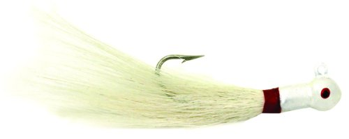 Sea Striker PE34W6 Popeye Bucktail Jigs